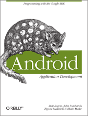 Cover image for Android Application Development