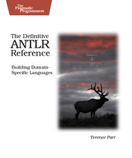 Cover image for ANTLR Reference
