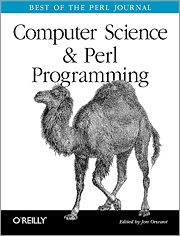 Cover image for Computer Science & Perl Programming