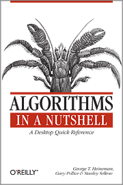 Cover image for Algorithms in a Nutshell