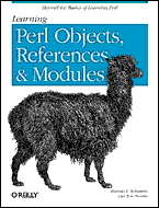 Cover image for Learning Perl Objects, References and Modules