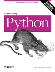 Cover image for Learning Python
