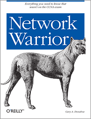 Cover image for Network Warrior