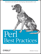 Cover image for Perl Best Practices
