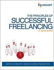 Cover image for Principles of Successful Freelancing