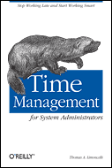 Cover image for Time Management for System Administrators